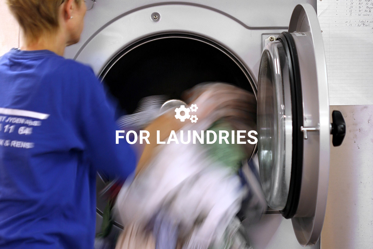 For-laundries